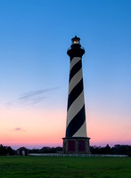 Sunrise, Hatteras Light